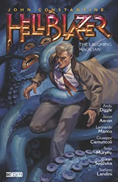 John Constantine: Hellblazer Tome 21: The Laughing Magician