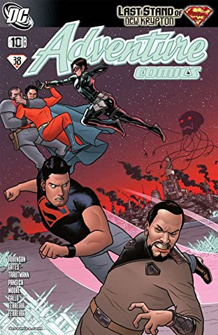 Adventure Comics (2009-2011) No.10