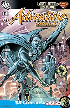 Adventure Comics (2009-2011) No.11