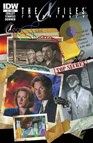The X-Files: Conspiracy #2 (of 2)