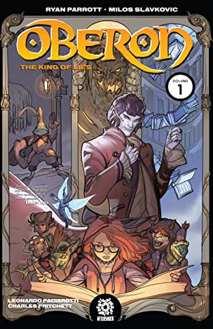 Oberon Tome 1: The King of Lies