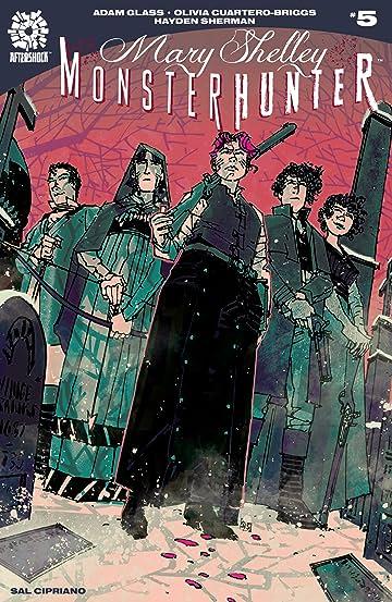Mary Shelley Monster Hunter #5