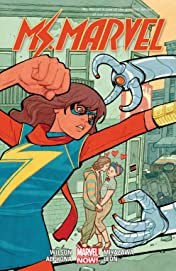 Ms. Marvel by G. Willow Wilson Vol. 3