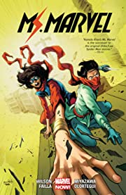 Ms. Marvel by G. Willow Wilson Vol. 4