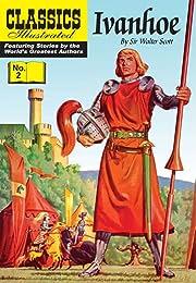 Classics Illustrated #2: Ivanhoe