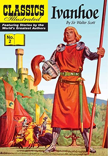 Classics Illustrated #2: Ivanhoe