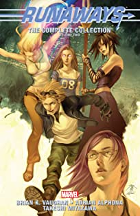 Runaways: The Complete Collection Vol. 2