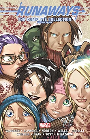 Runaways: The Complete Collection Vol. 3