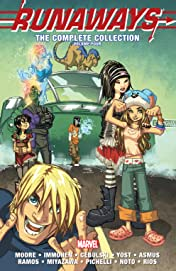 Runaways: The Complete Collection Vol. 4