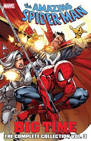 Spider-Man: Big Time: The Complete Collection Tome 3