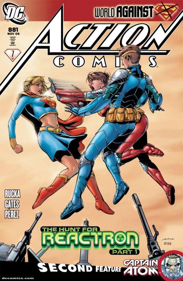 Action Comics (1938-2011) #881