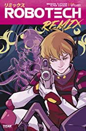 Robotech #2.1: Remix (1 of 4)