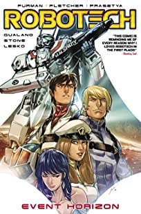 Robotech Vol. 6: Event Horizon