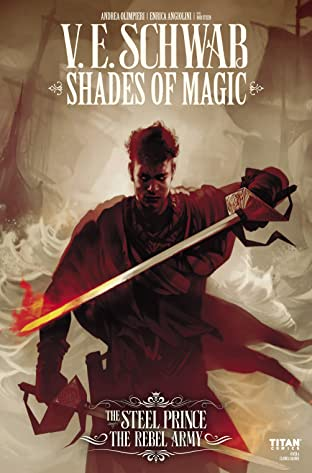 Shades of Magic: The Steel Prince No.3.2: The Rebel Army