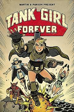 Tank Girl: Forever #8