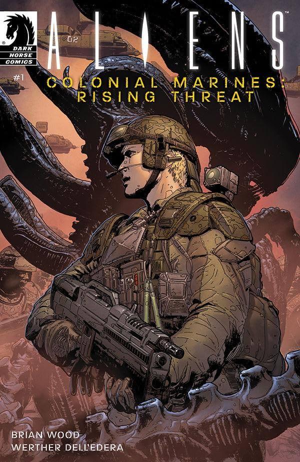 Aliens Colonial Marines #1 ~ Dark Horse Comics
