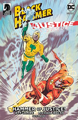 Black Hammer/Justice League: Hammer of Justice! #3