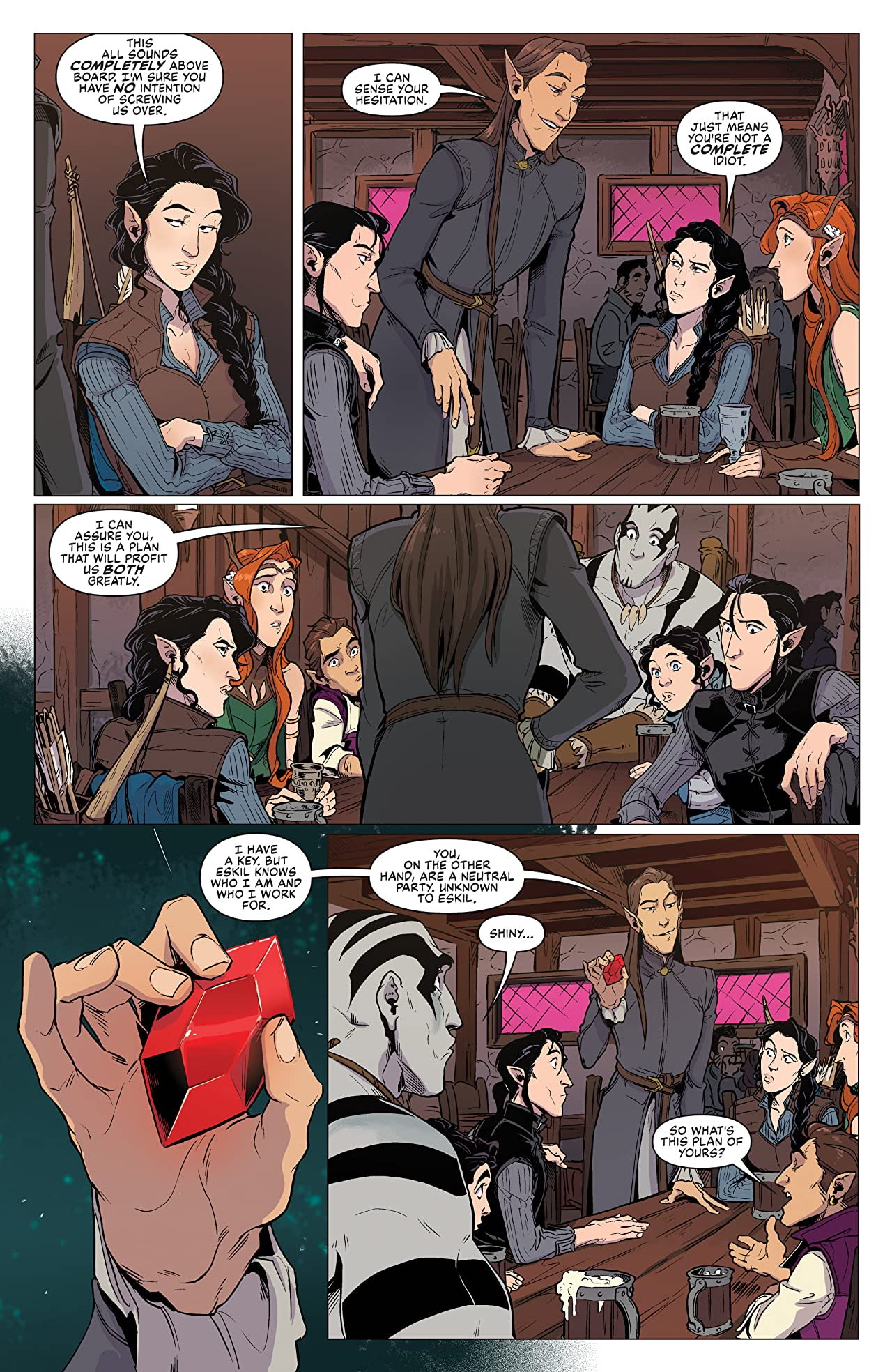 Critical Role #3