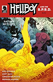 Hellboy and the B.P.R.D.: Saturn Returns #2