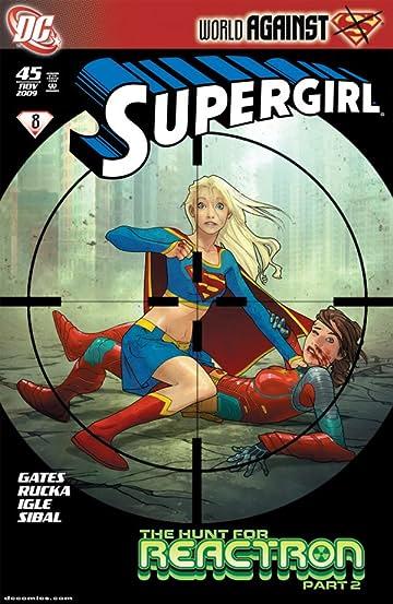 Supergirl (2005-2011) #45