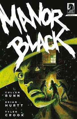 Manor Black #3