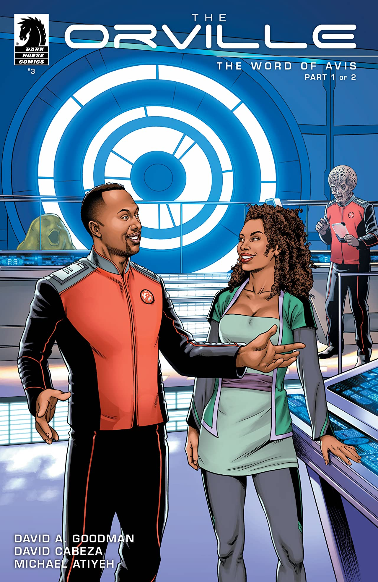 The Orville #3: The Word of Avis Part 1 of 2