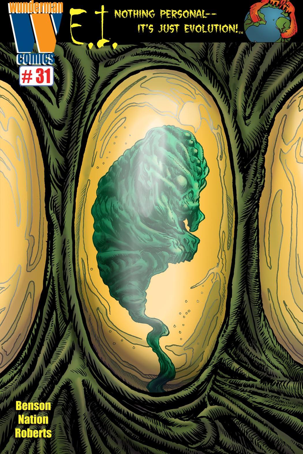 E.I. - Earth Invasion #31