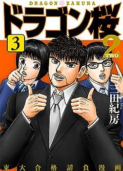 DRAGONZAKURA2 (English Edition) Vol. 3