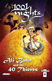 1001 Nights #4: Ali Baba and the 40 Thieves