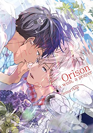 Orison: A Wish A Prayer (Yaoi Manga) Tome 1