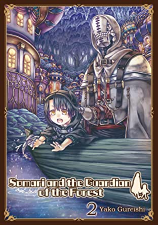 Somari and the Guardian of the Forest Tome 2