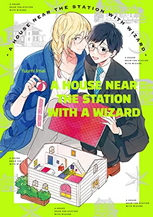 A House Near The Station With A Wizard (Yaoi Manga) Tome 1