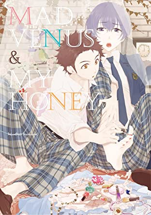 Mad Venus and My Honey (Yaoi Manga) Tome 1