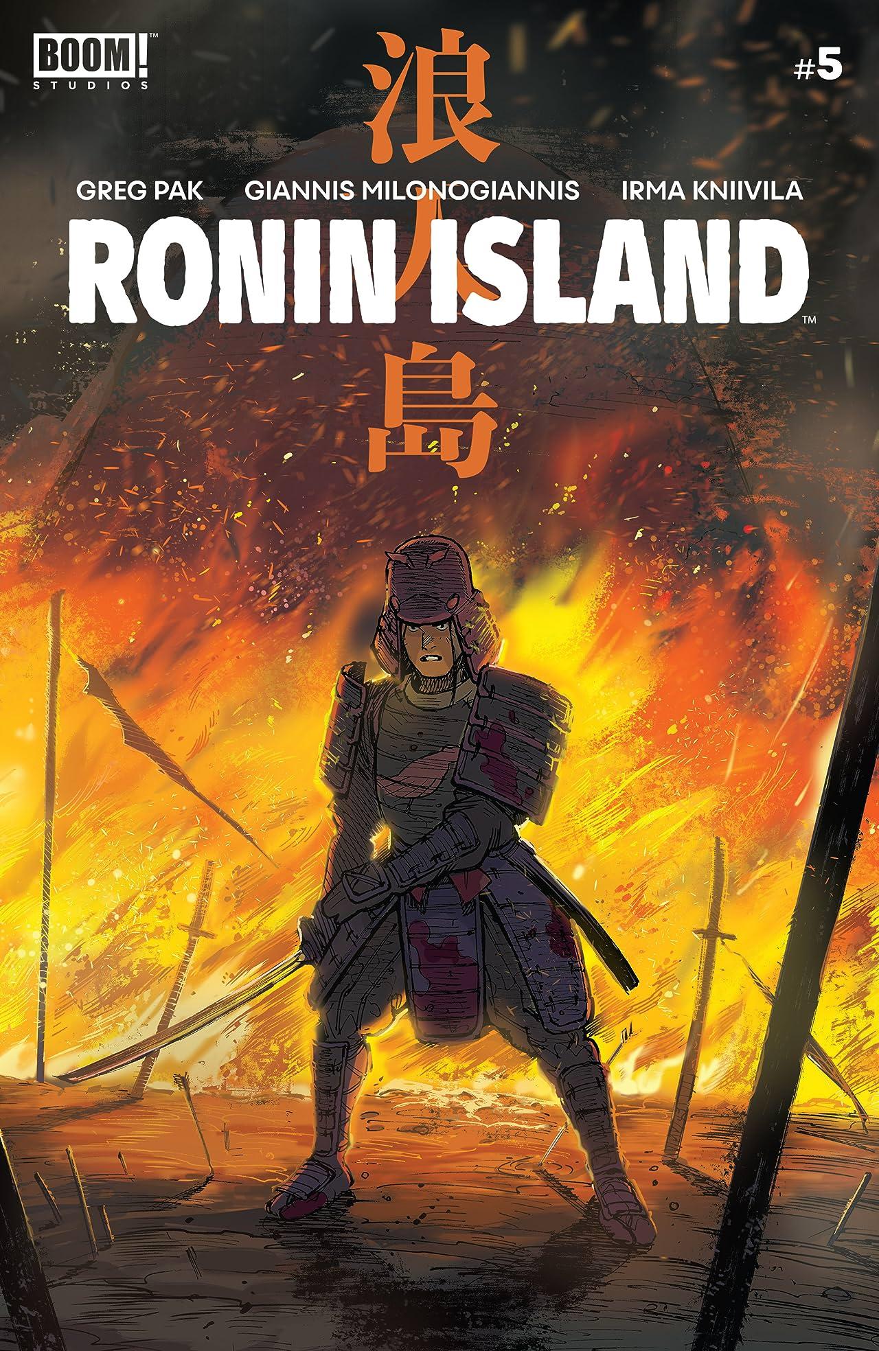 Ronin Island No.5