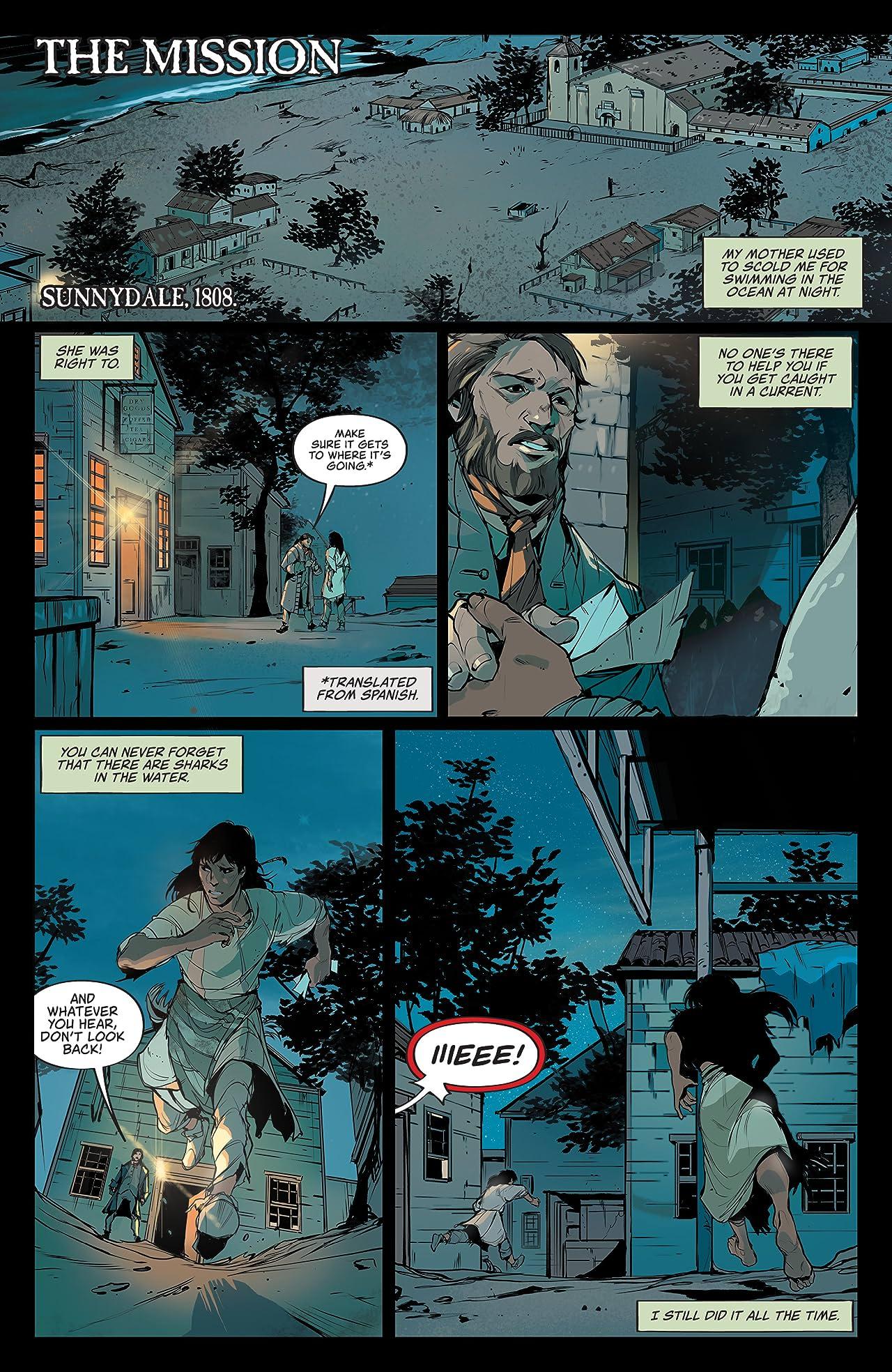 Buffy the Vampire Slayer: Chosen Ones #1