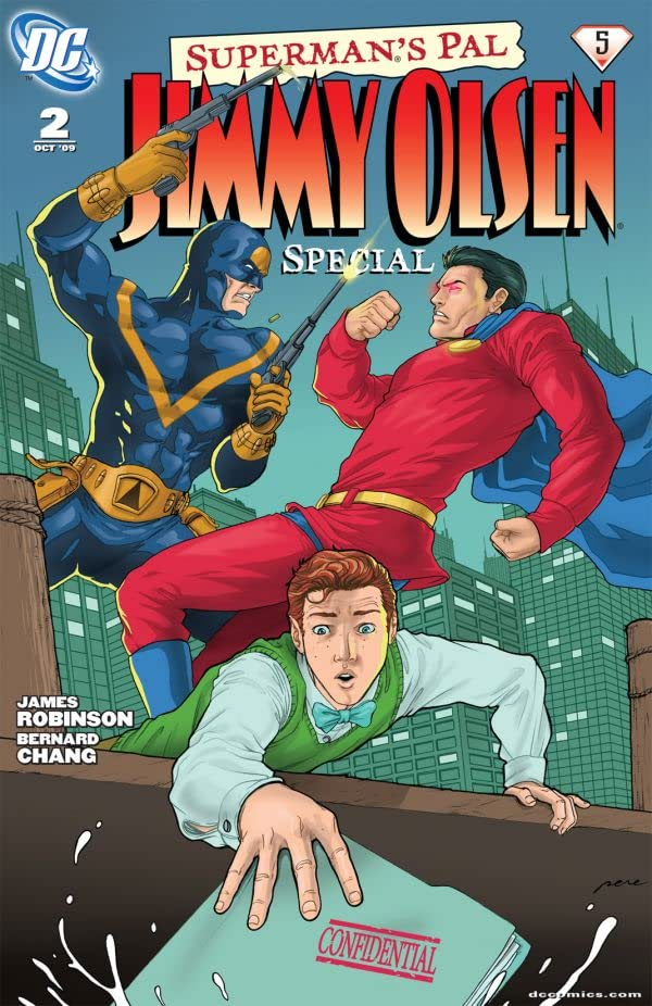 Superman's Pal, Jimmy Olsen Special #2
