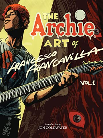 The Archie Art of Francesco Francavilla #1