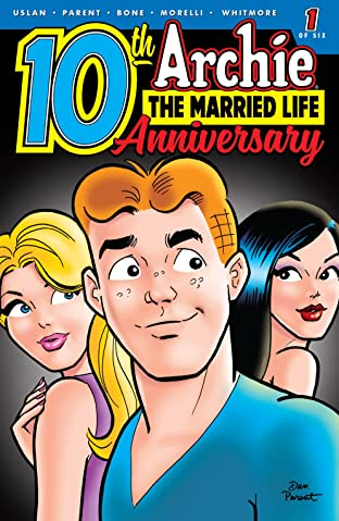 Archie: The Married Life - 10th Anniversary #1