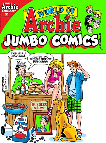World of Archie Double Digest #91