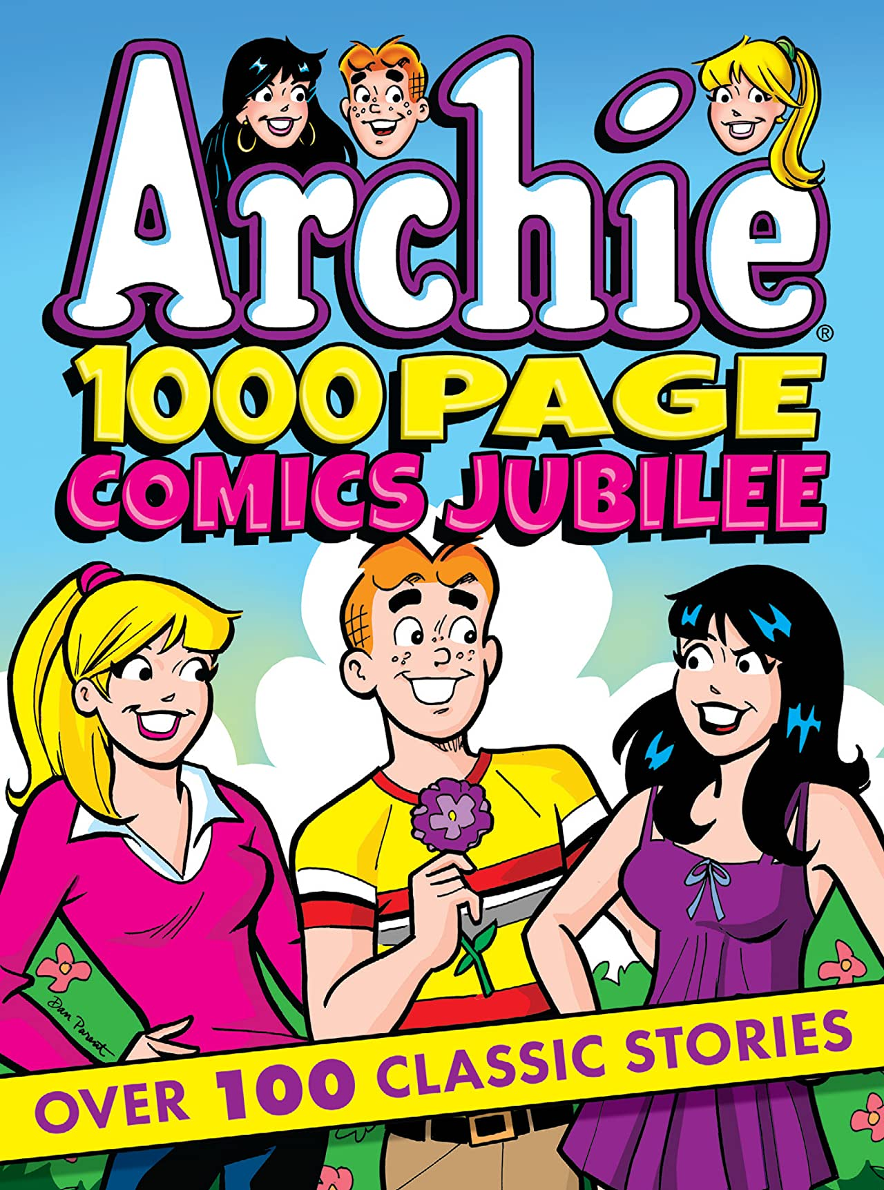 Archie 1000 Page Comics Jubilee #21