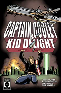 Captain Cooley & Kid Delight #1
