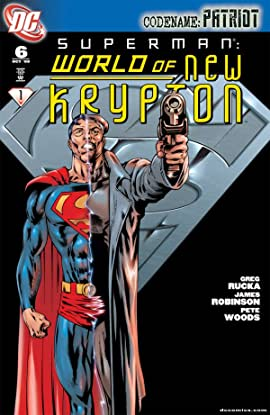 Superman: The World of New Krypton #6 (of 12)