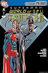 Superman: The World of New Krypton #6