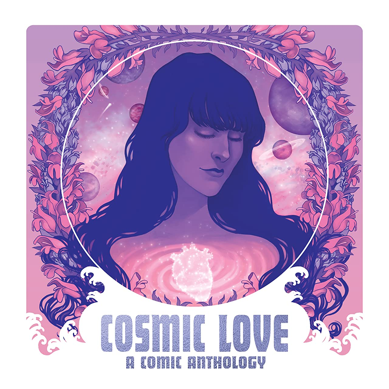 COSMIC LOVE: A comic anthology inspired by the music of Florence + the Machine