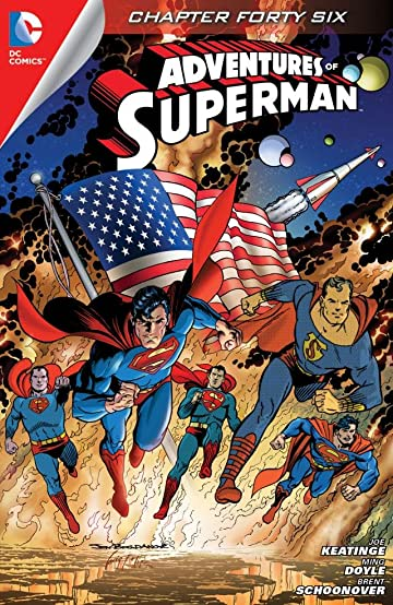 Adventures of Superman (2013-2014) #46