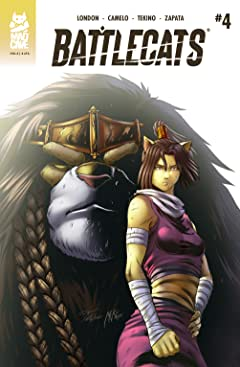 Battlecats Vol. 2 #4