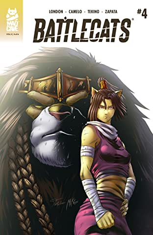 Battlecats Vol. 2 #4