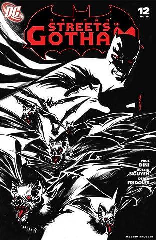Batman: Streets of Gotham No.12