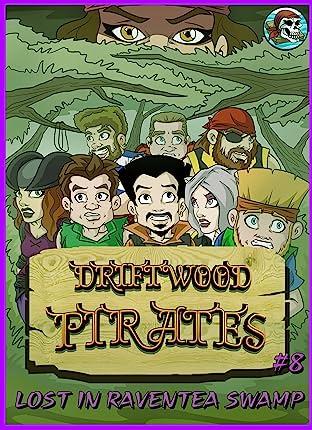 Driftwood Pirates #8