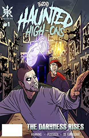 Twiztid - Haunted High-Ons: The Darkness Rises #1